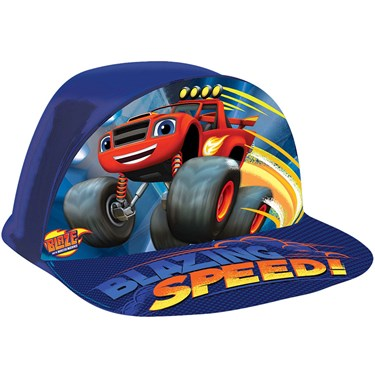 Blaze and the Monster Machines Plastic Hat(1)