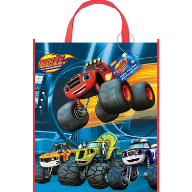 Blaze And The Monster Machines Tote Bag