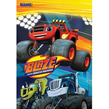Blaze and the Monster Machines Treat Bag(8)