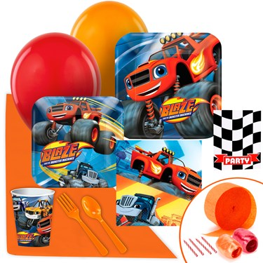 Blaze and the Monster Machines Value Party Pack