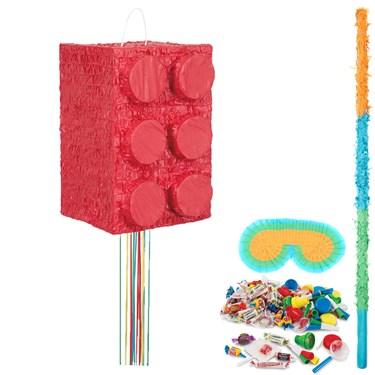 Block Party Pinata Kit