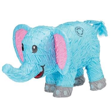 Blue Elephant Pinata