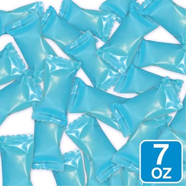Blue Wrapper Buttermints 7oz Bag (1)