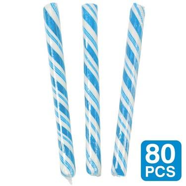 Blueberry Light Blue 5 Candy Sticks (80)