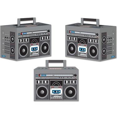 Boom Box Favor Boxes (3)