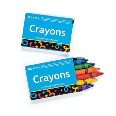 Box Of Crayons (6)