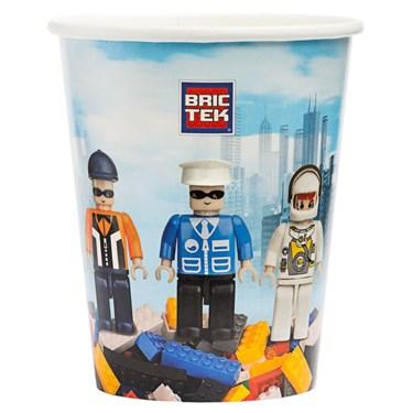 Bric Tek 9oz Cups (8)