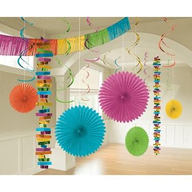 Bright Rainbow Decoration Kit