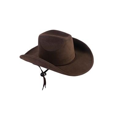 Brown Child Cowboy Hat