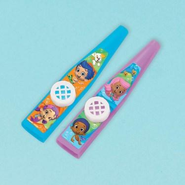 """Bubble Guppies 4 1/2"""" Kazoo Favor (Each)"""