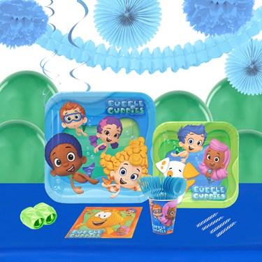 Bubble Guppies Deco Kit