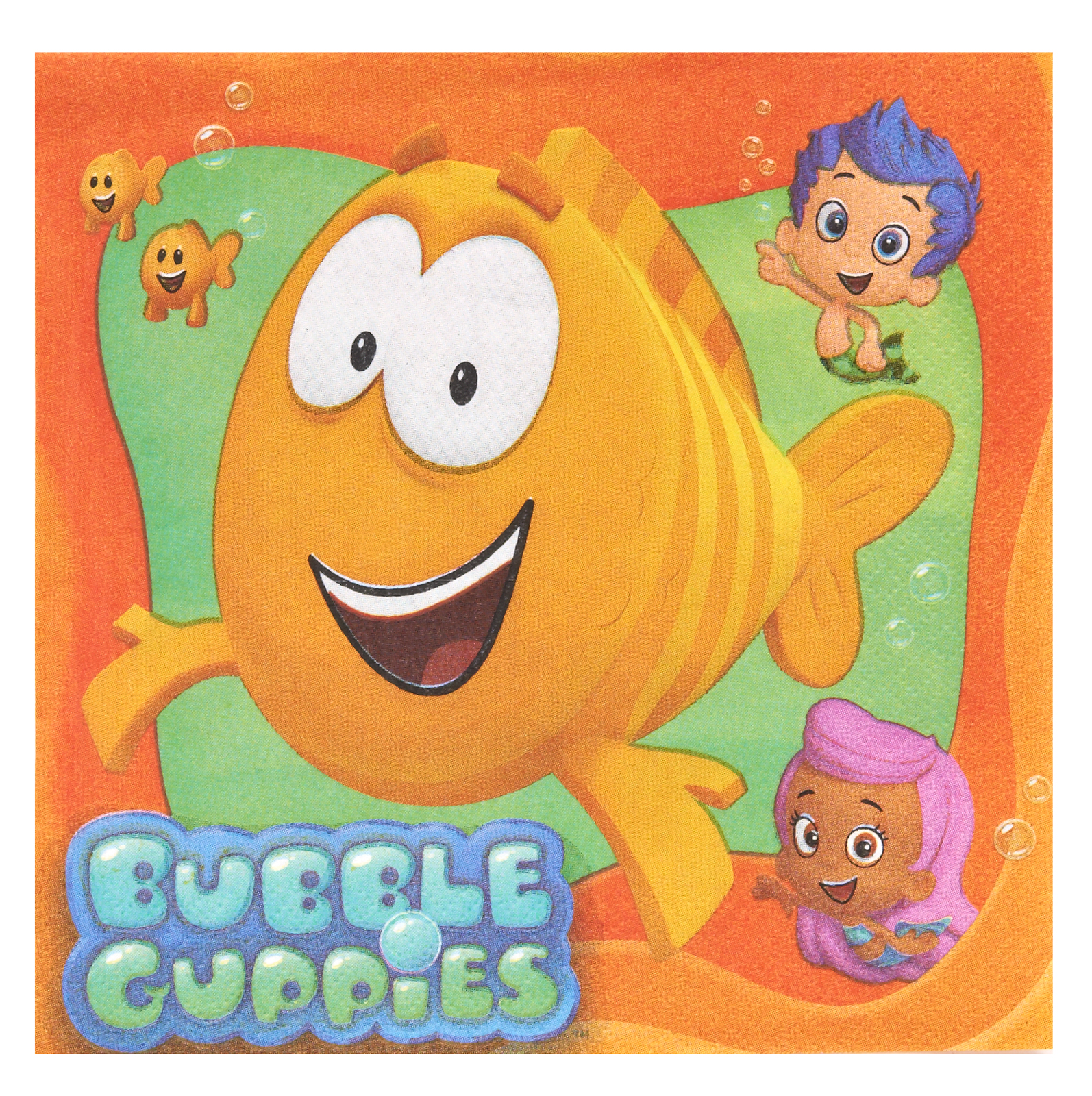 bubble guppies party in a box for 8 birthdayexpress com