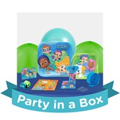 Bubble Guppies Party in a Box For 8