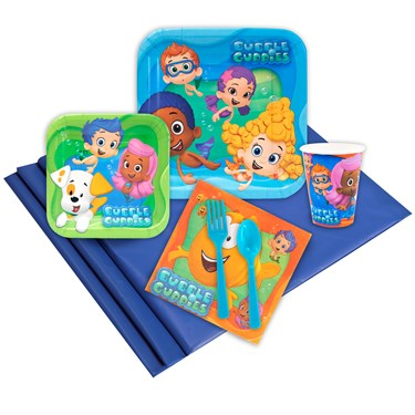 Bubble Guppies Party Pack