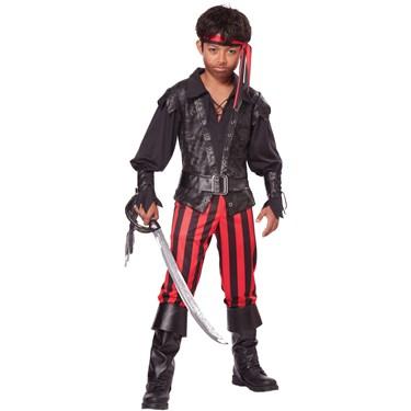 Buccaneer Pirate Child Costume