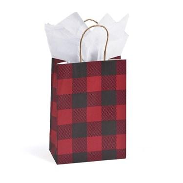 Buffalo Plaid Small Craft Bags(12)
