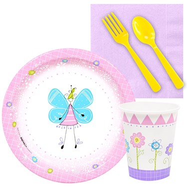 Butterfly Party Snack Party Pack