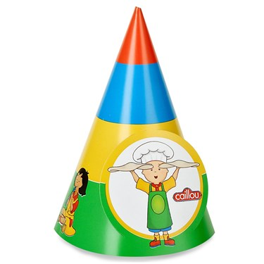 Caillou Cone Hats