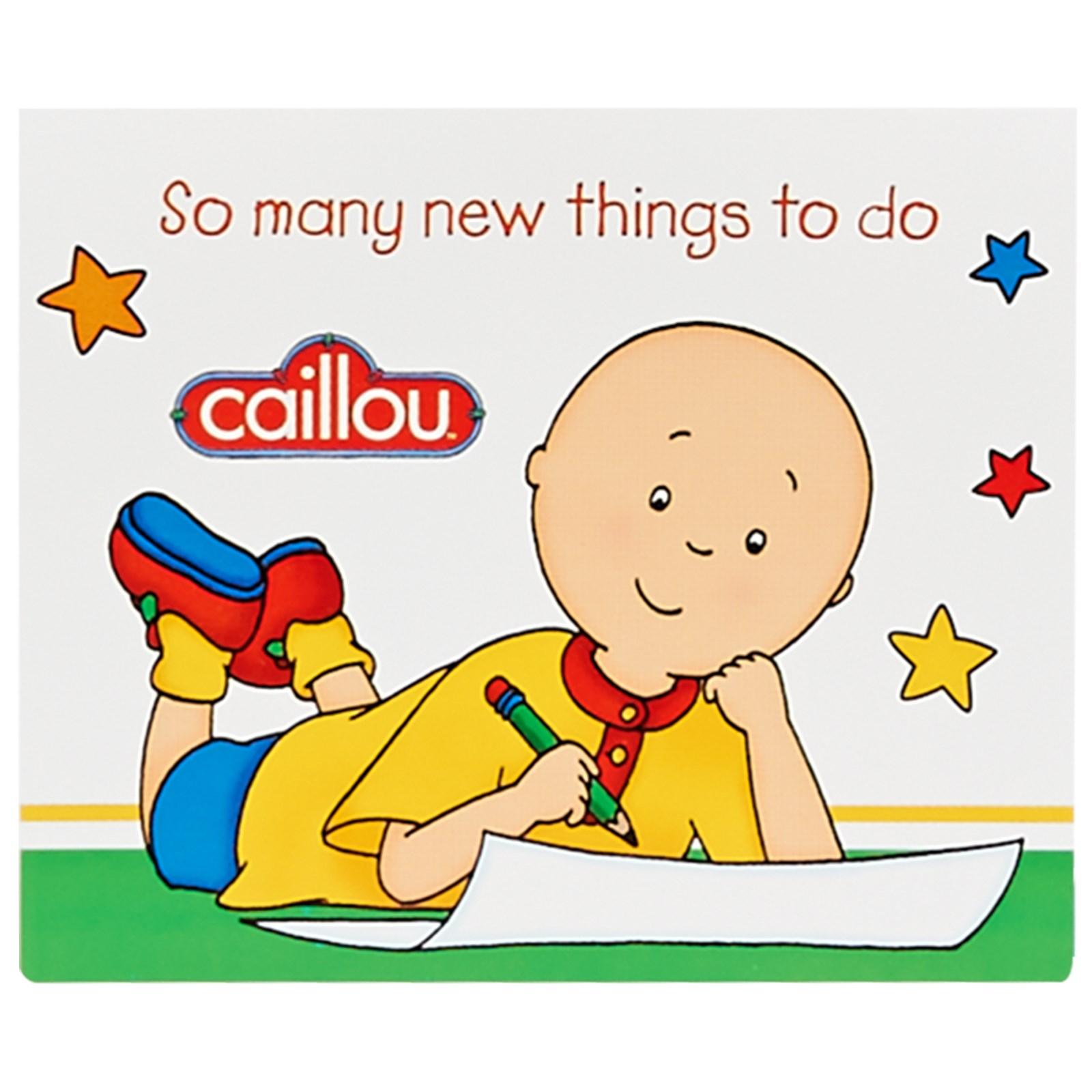 Caillou Thank-You Notes   BirthdayExpress.com