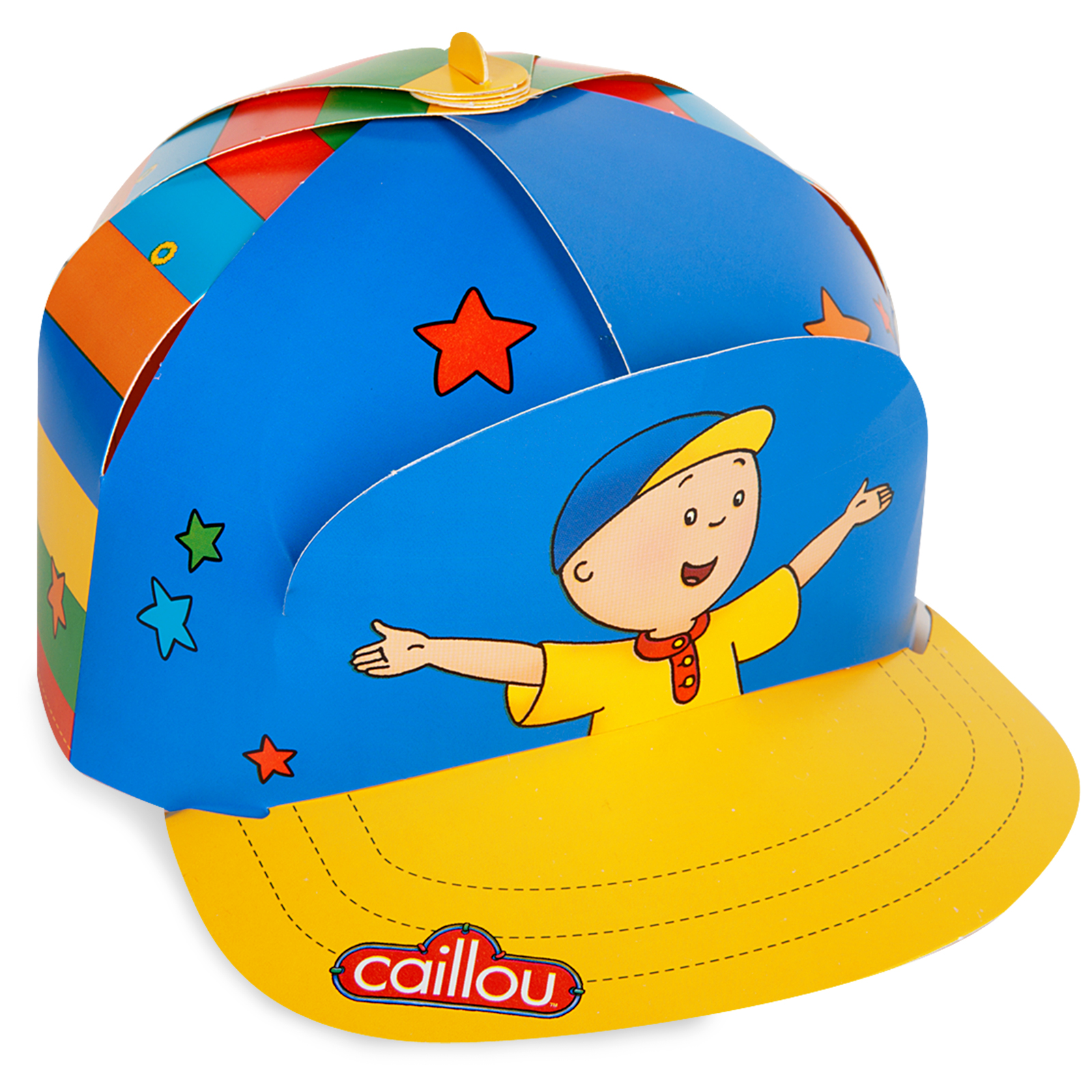 Caillou Trucker Hat | BirthdayExpress.com