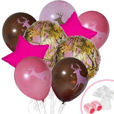 Camo Balloon Bouquet