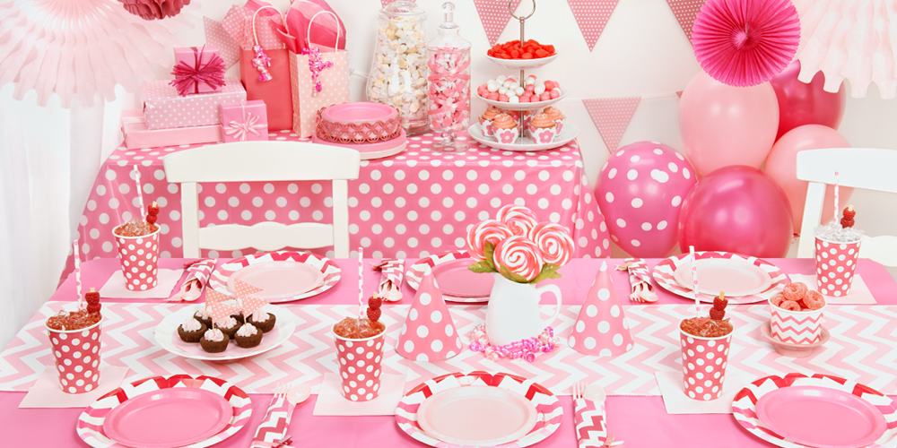 Alt. Image (1) - Candy Pink Party in a Box