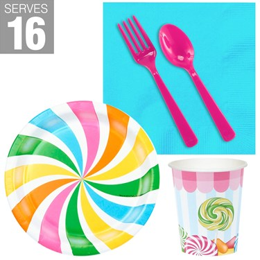 Candy Shoppe Snack Pack For 16