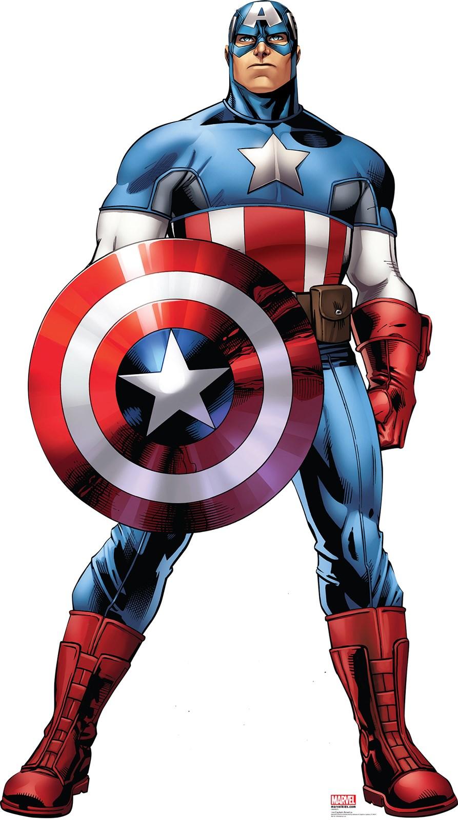 Captain america standup 6 39 tall - Image captain america ...