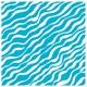 Default Image - Caribbean Zebra Jumbo Gift Wrap