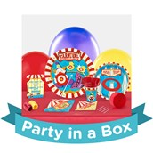 Carnival Games Party in a Box For 8