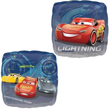 "Cars Lightening 17"" Balloon (Each)"