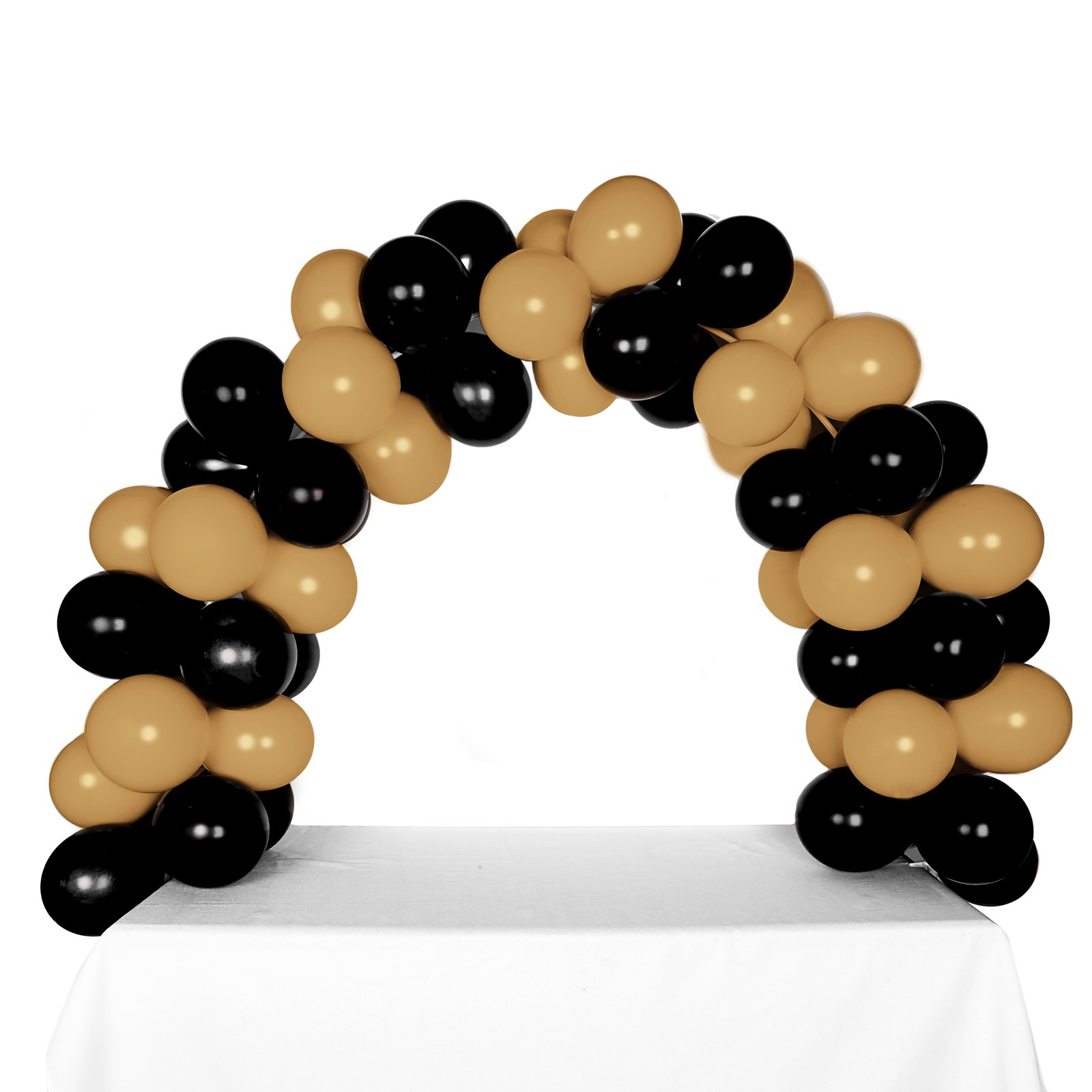 Where Can You Buy Balloon Arch Kits In Delaware - Celebration tabletop balloon arch black