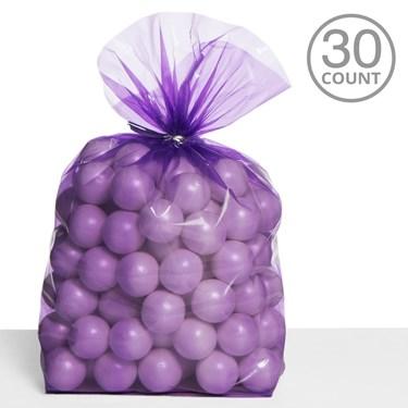 Cello Bags Purple (30)