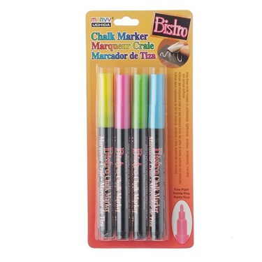 Chalkboard Markers Bright