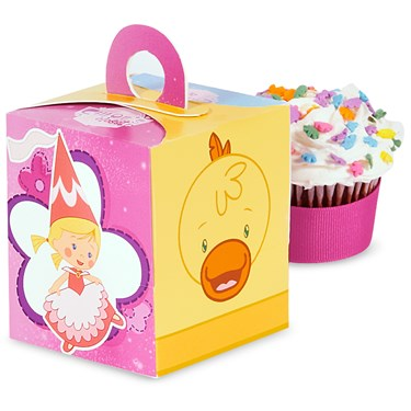 Chloe's Closet Cupcake Boxes