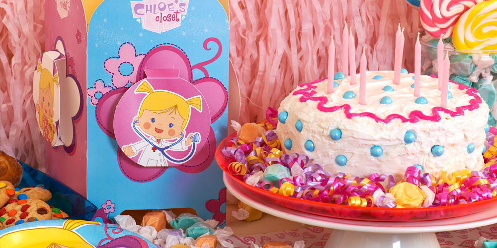 Chloes Closet Party In A Box BirthdayExpresscom