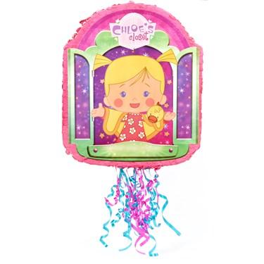 Chloes Closet Pull-String Pinata