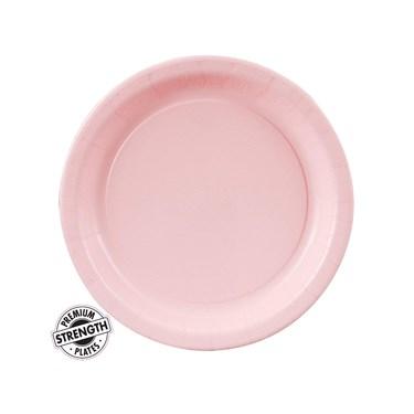 Dessert Plate - Pink