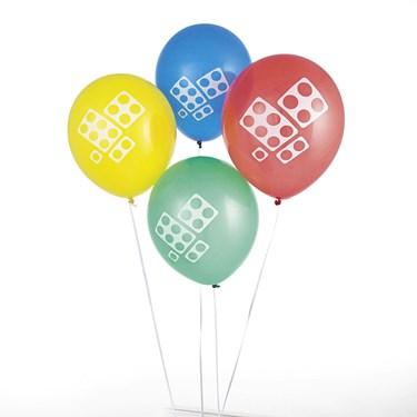 Color Brick Party Latex Balloon(12)