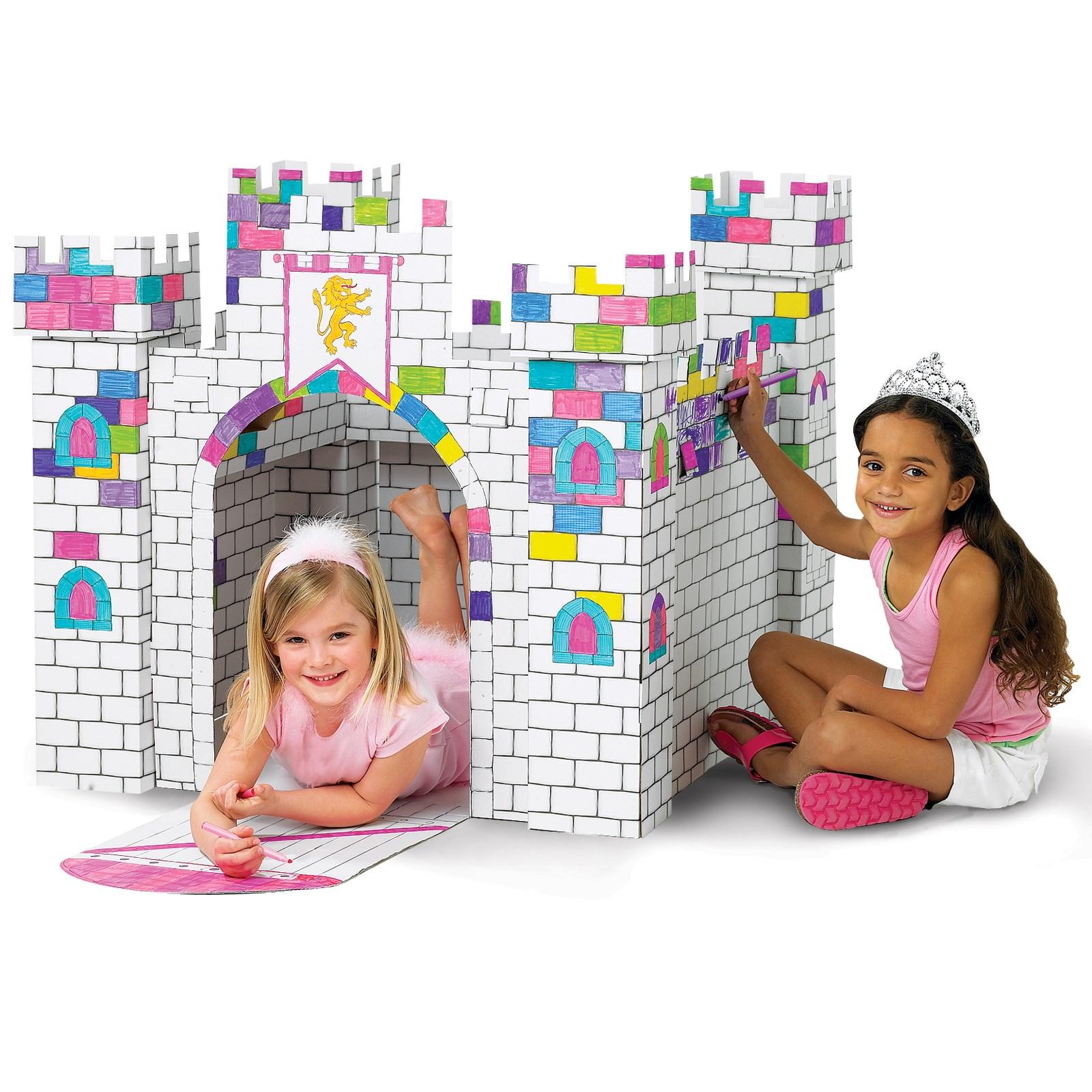 coloring castle - Coloring Castle