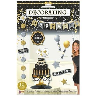 Congratulations Decorating Kit (10)