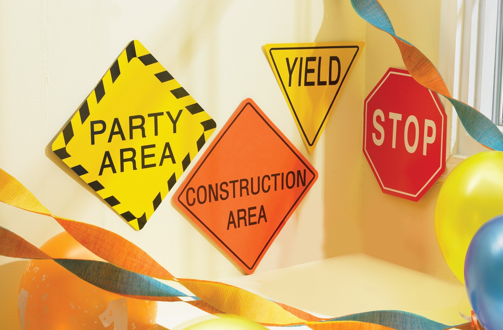 Construction Birthday Party Decorations Construction Pals Party Supplies Birthdayexpresscom