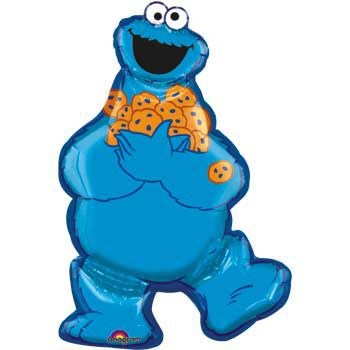 Cookie Monster Balloon