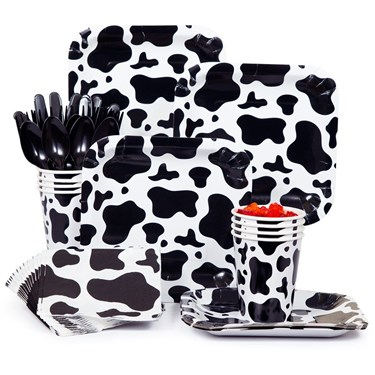 Cow Print Snack Party Pack