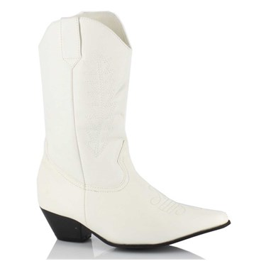 Cowboy Boots (White) Child