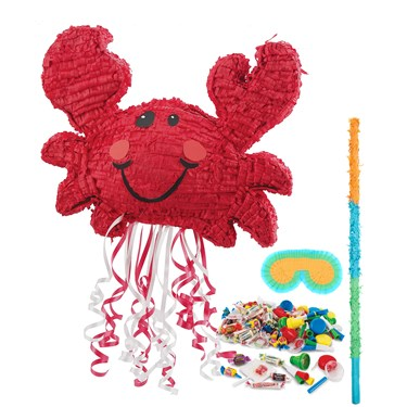 Crab Pinata Kit
