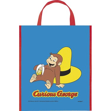 Curious George Party Tote Bag (1)
