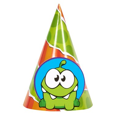 Cut the Rope Cone Hats