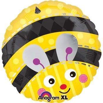 Cute Bumble Bee Foil Balloon