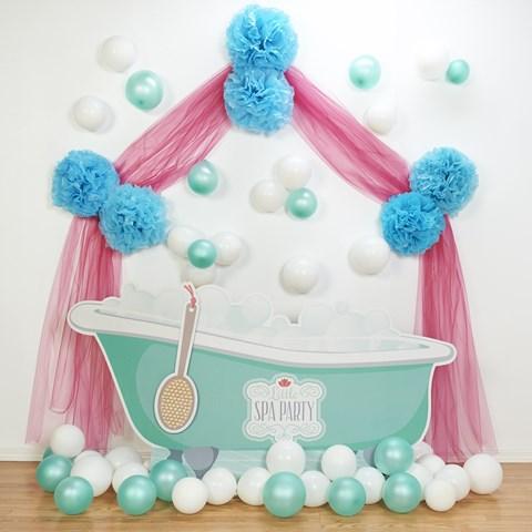 Little Spa Party Supplies Birthdayexpress Com